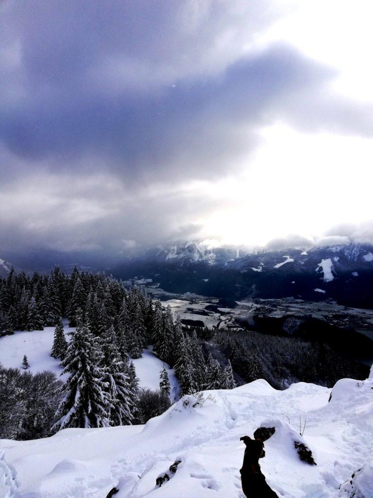 Gipfel Vormauerstein