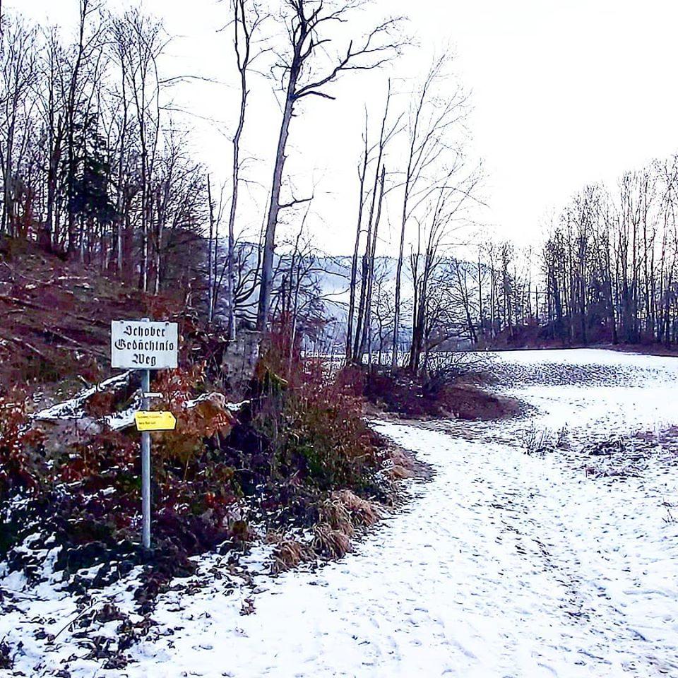 Laufweg