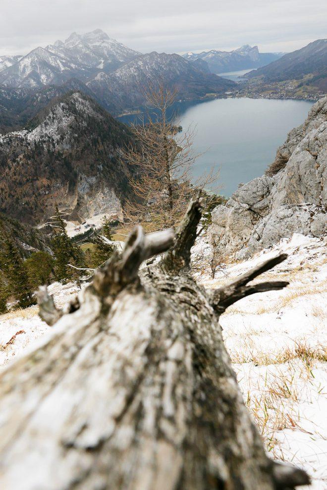 Attersee, Mondsee und Gipfel