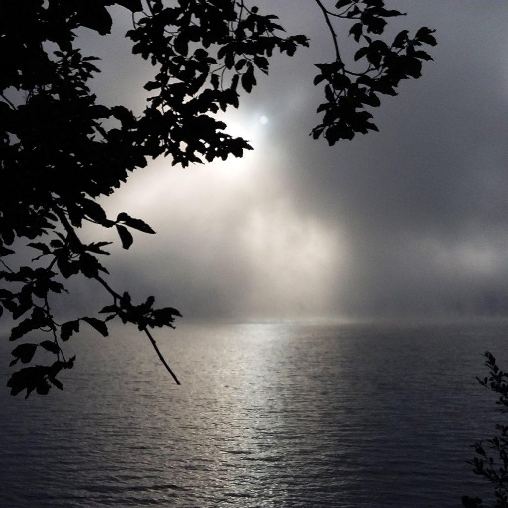 Mystische Stimmung am Wolfgangsee